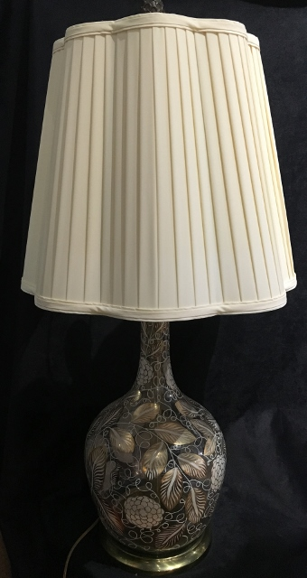 Pr of Lamps